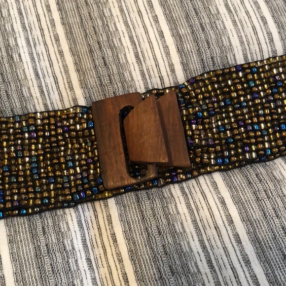 Urban Outfitters Accessories - Beaded belt